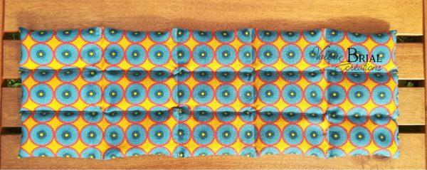 Bouillotte sèche grand modèle lin bio